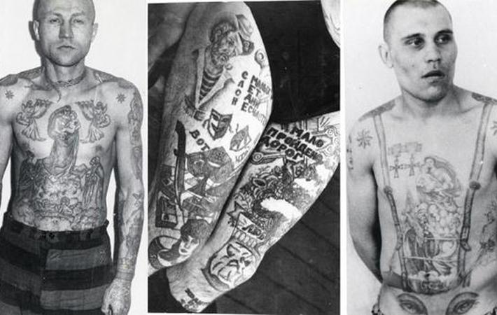 af8af74cf Russian Prison Ring Finger Tattoos Symbols Of Rank, ViralBoro Web ...